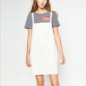 8545780bcd Zara Dresses - 🆕✨ Zara 2 Piece Jumper Dress